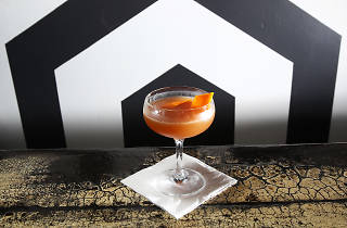 Cocktail at Amelia Shaw