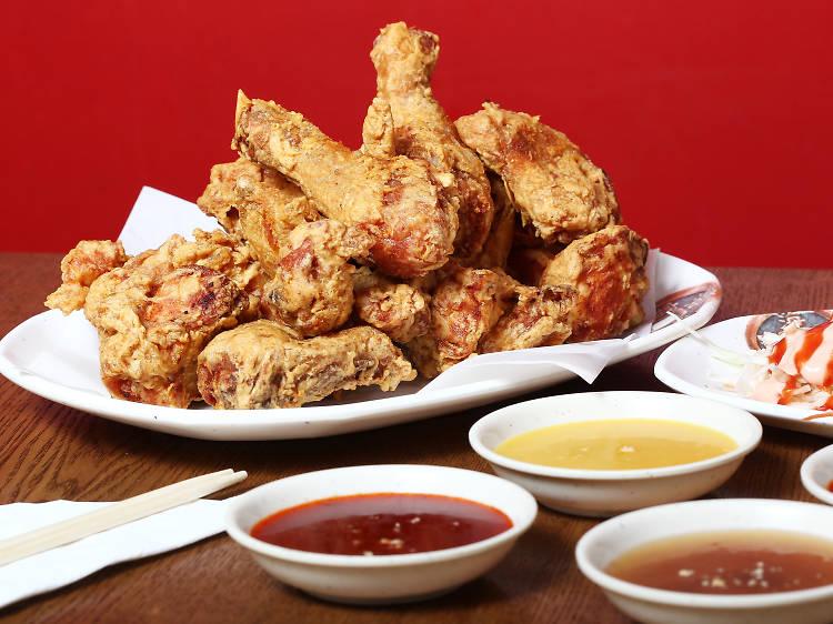 The best fried chicken in Melbourne