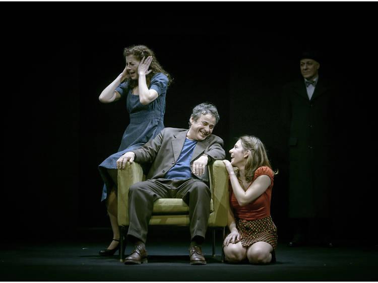 Perquè podreu veure alguns dels actors més sexis del teatre català