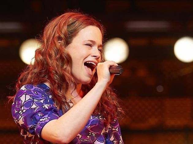 'Beautiful - The Carole King Musical' The Aldwych Theatre