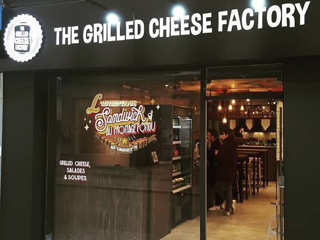 Grilled Cheese Factory (© Facebook/THe Grilled Cheese Factory)