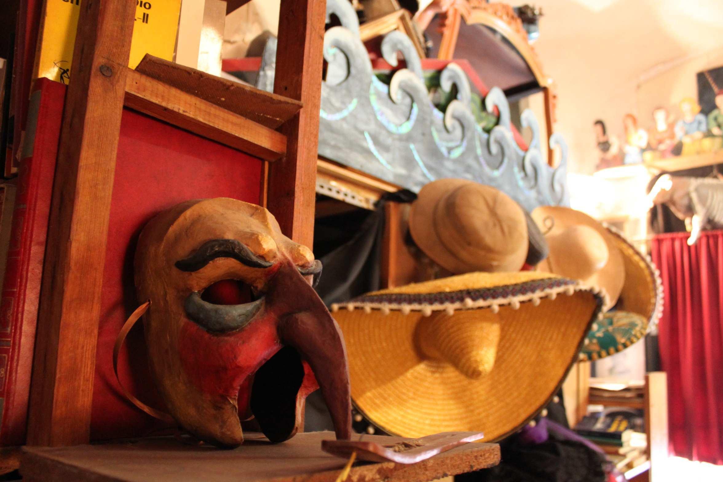 Taller marionetas pepe otal