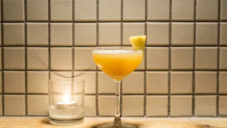 Best new bars in London, Buster Mantis