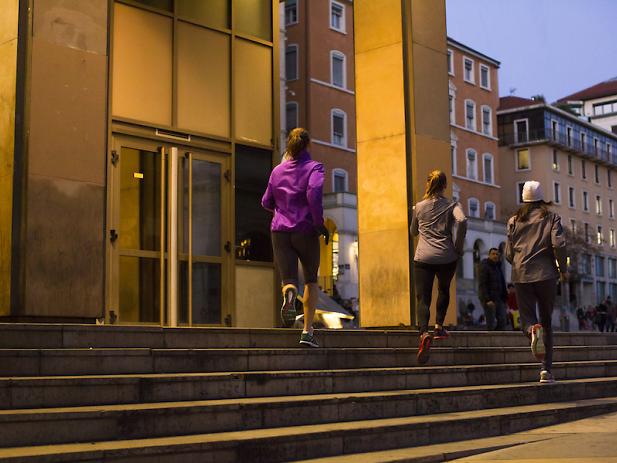 Consejos para salir a correr en invierno en Barcelona