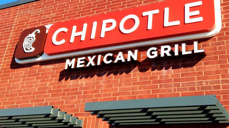 Chipotle giving away free burritos today (that hopefully won't make you sick)