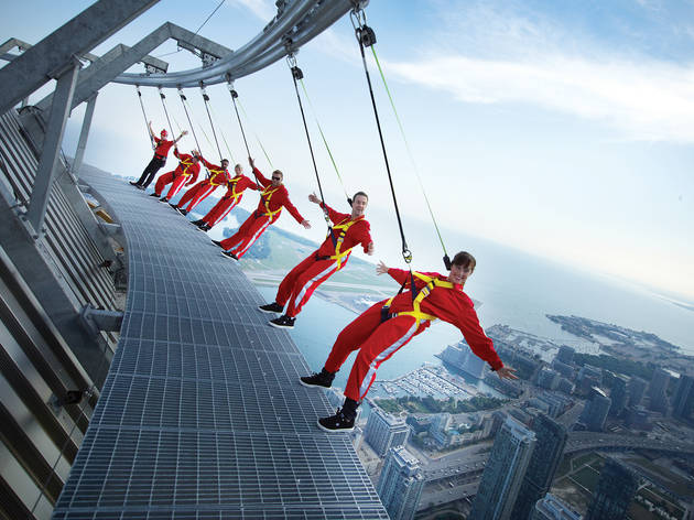 (Photograph: Courtesy CN Tower)
