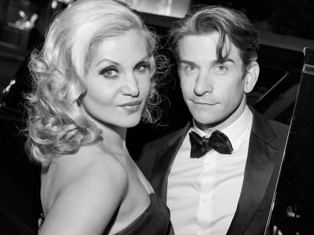 Orfeh and Andy Karl