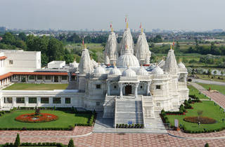 (Photograph: Courtesy BAPS Shri Swaminarayan Mandir and Heritage Museum)