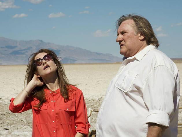 Valley of Love con Isabelle Huppert y Gérard Depardieu
