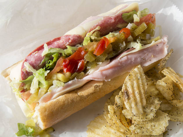 Fontano Subs in Little Italy