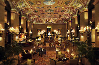 Palmer House Hilton Hotel and Lockwood Restaurant