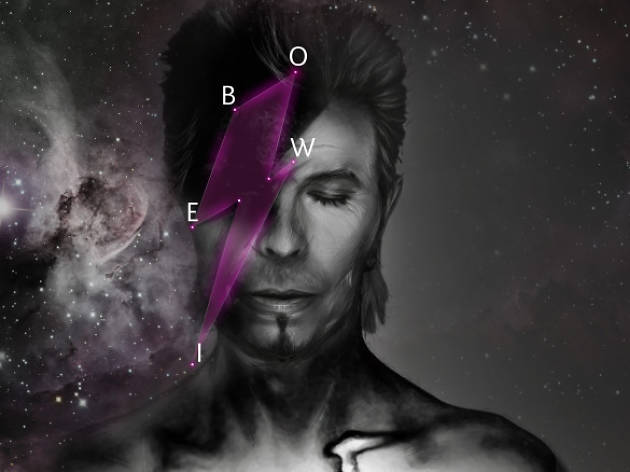 Ciclo viaje a la constelación Bowie