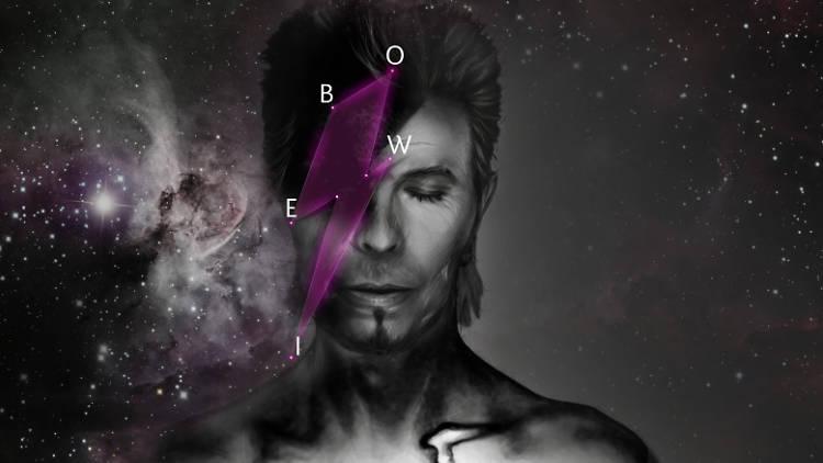Ciclo de cine Viaje a la constelación Bowie