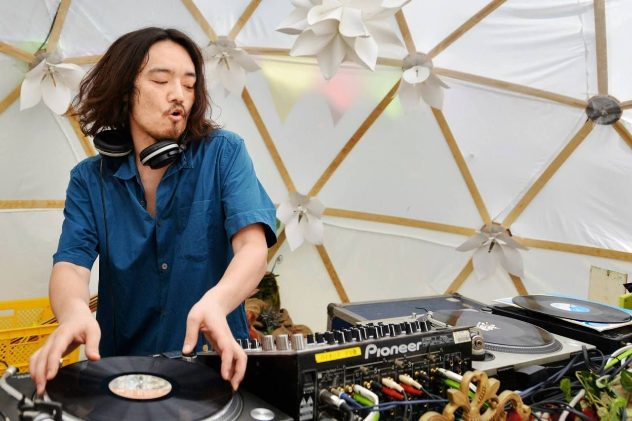DJ YOGURT X HOBOBRAZIL IN BONOBO -10 HOURS-