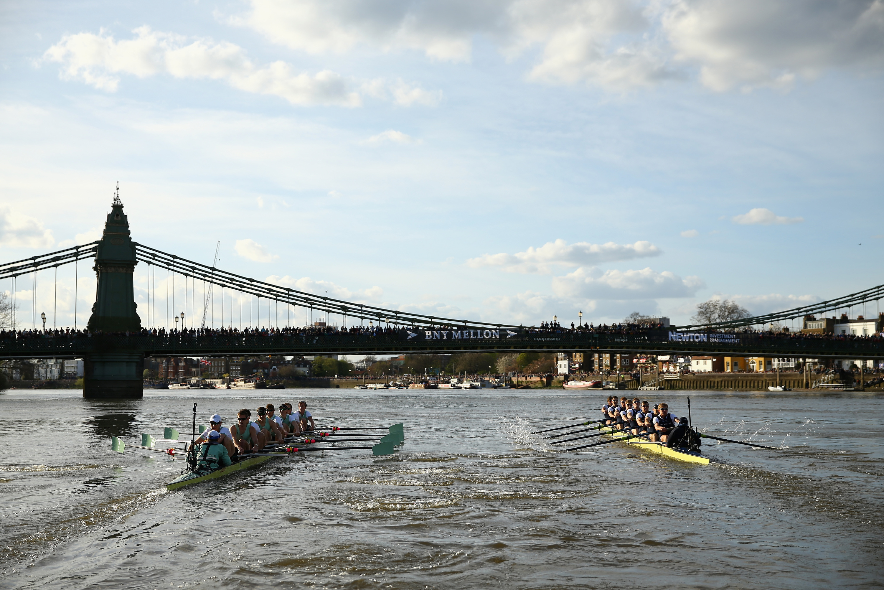Where To Watch The 2018 Boat Race – Riverside Pubs and