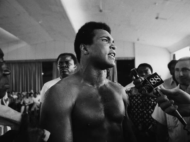 I Am The Greatest: Muhammad Ali