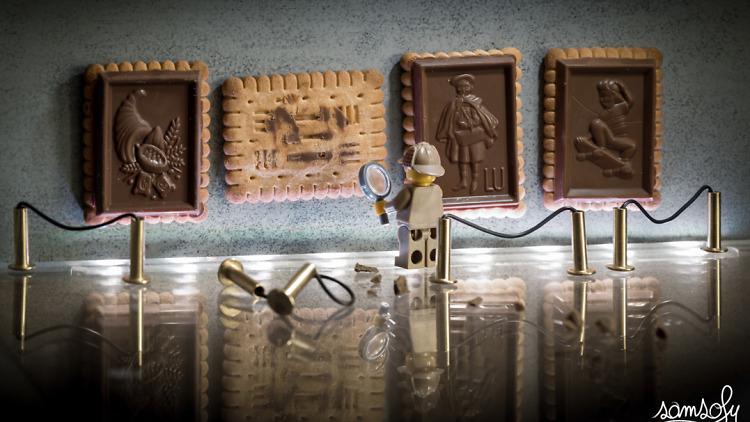 Art • Lego by Samsofy