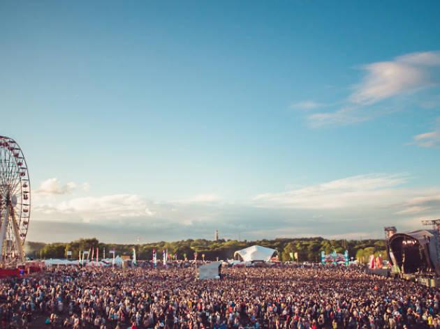 Parklife 2014  (© Daniel Watson)