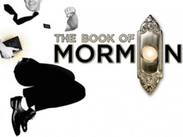 'The Book of Mormon' at the Prince of Wales Theatre
