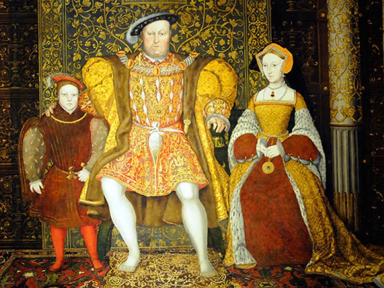 Nove óperas sobre a realeza britânica