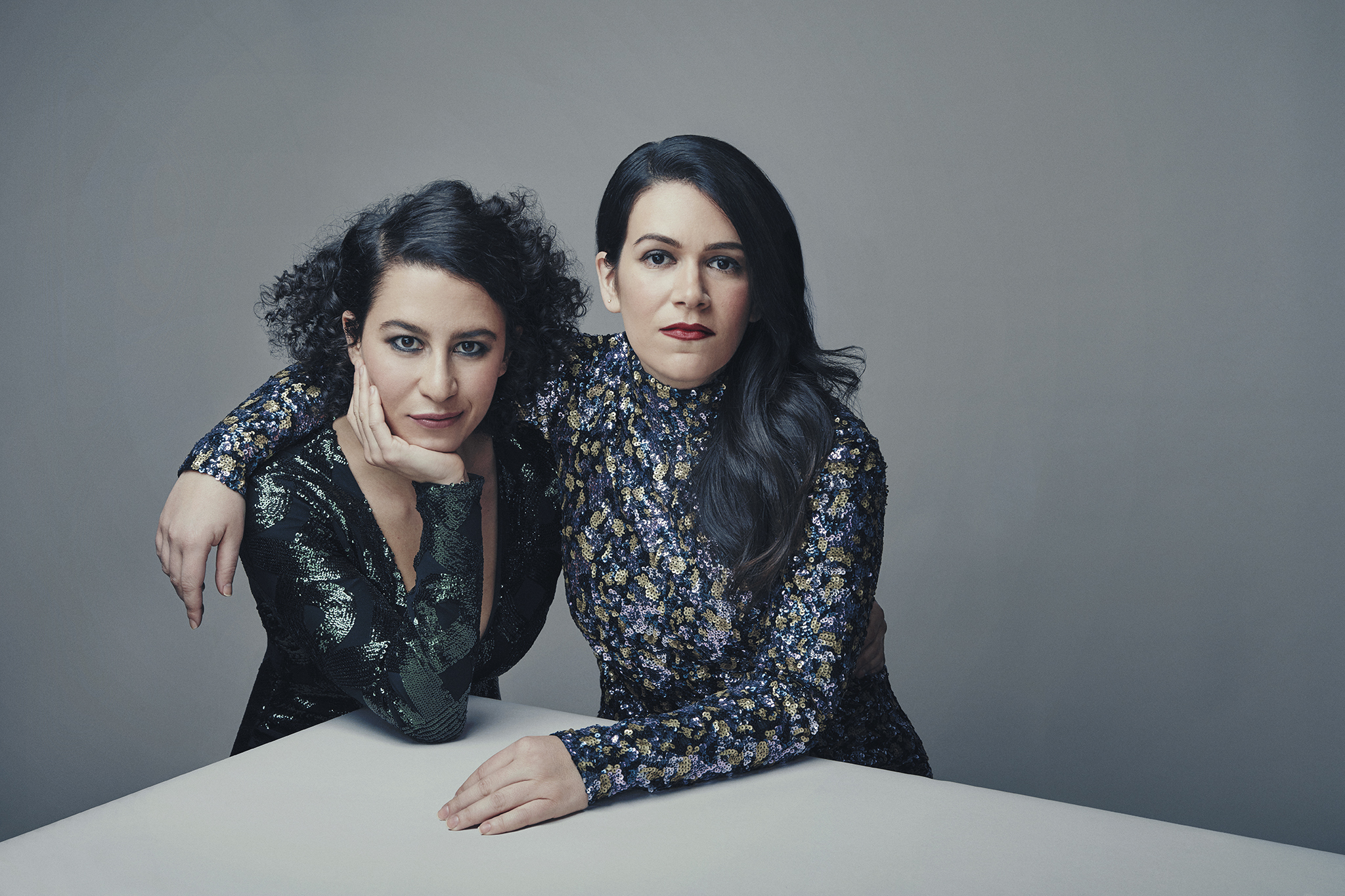 Broad City sits down with us to talk about working 24/7, Hillary and why slutty is good