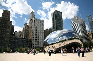 Cloud Gate, Millennium Park, The Bean