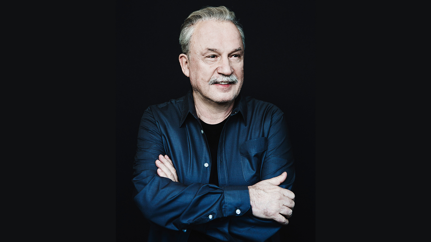Disco pioneer Giorgio Moroder is back with a new album and an old mustache