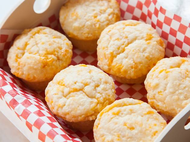 Platillo del mes: Cupcakes salados