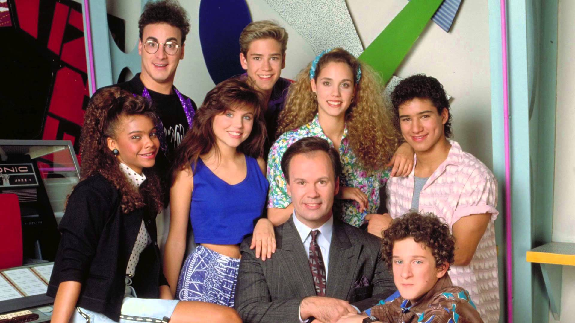 A 'Saved By The Bell' pop-up is coming to Chicago this June