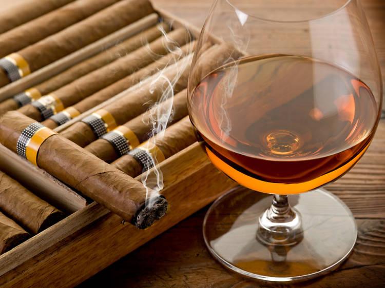 Merchants Cigar Bar