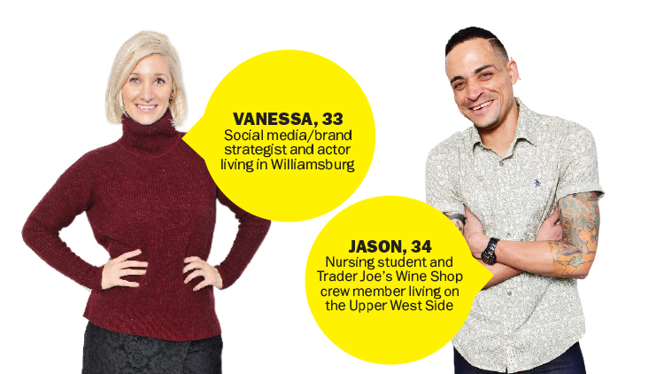 Meet The Undateables: Jason and Vanessa