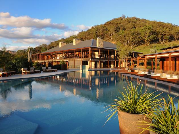Wolgan Valley Resort, NSW