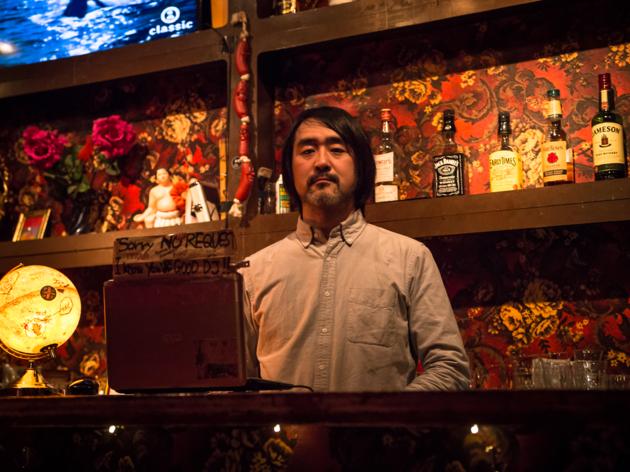 TOKYO MUSIC BOX #15 Beat Cafe