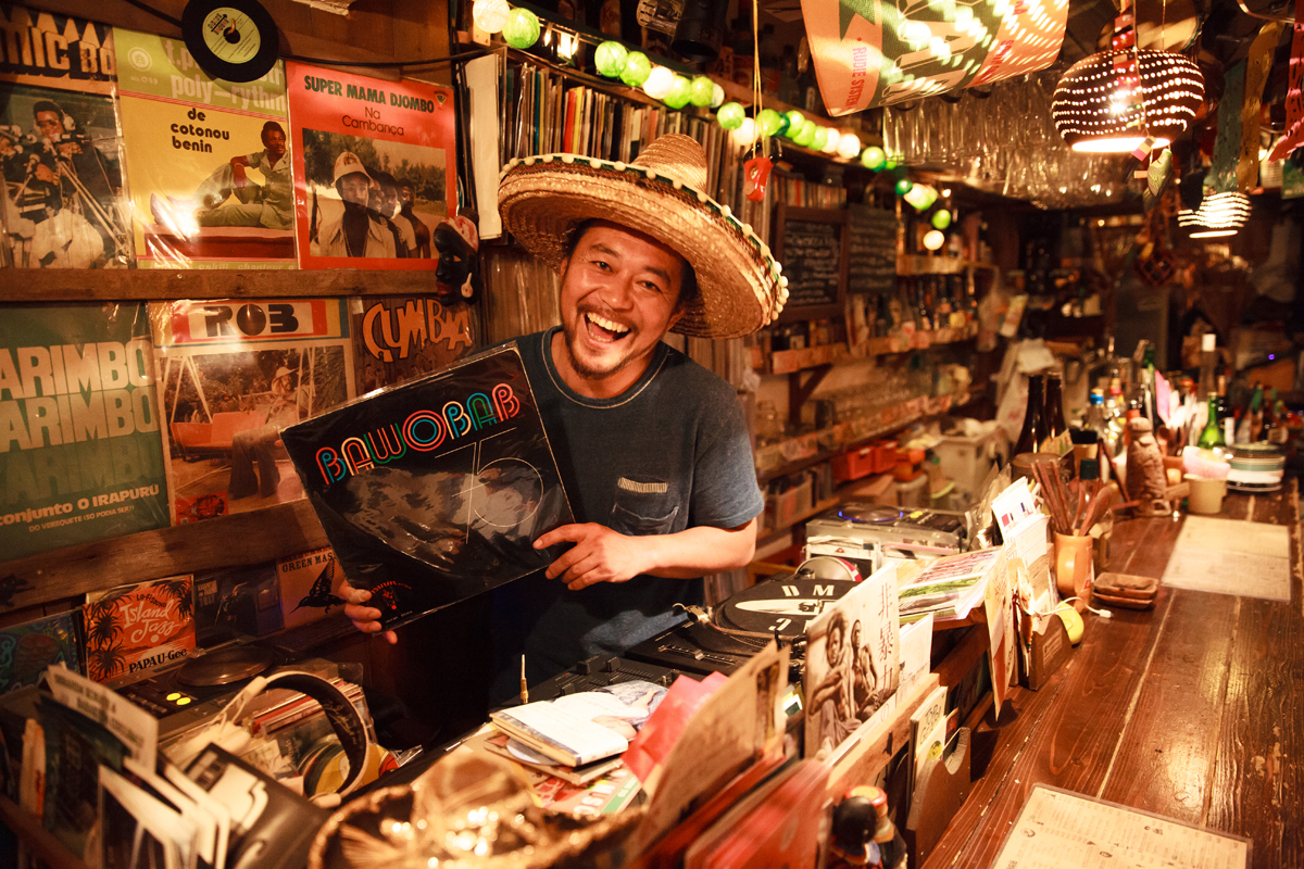 Top music bars in Tokyo