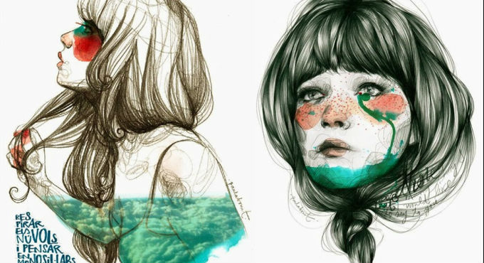 Vis à Vis amb la il·lustradora Paula Bonet