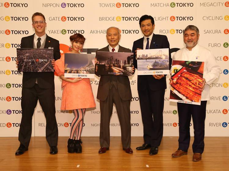 東京ブランドを発信する1人になる。