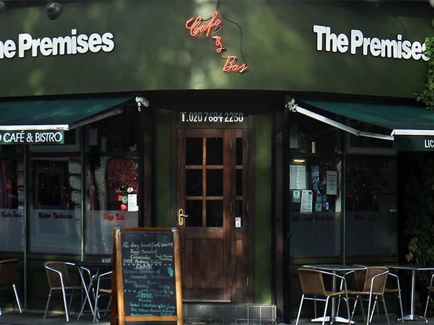 Premises Café & Bistro