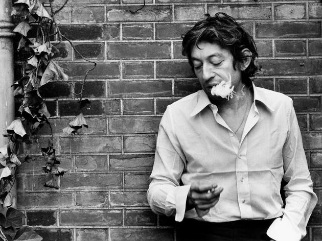 Serge Gainsbourg (© Tony Franck)