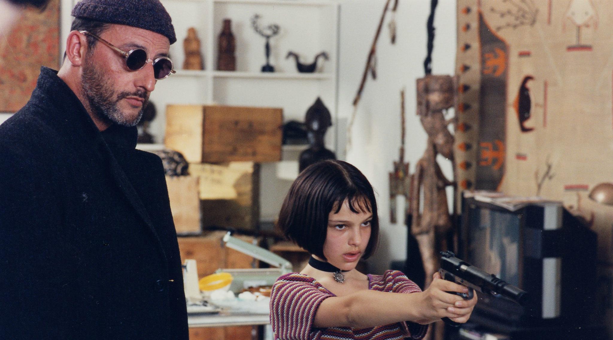 20 best friendship movies: Leon