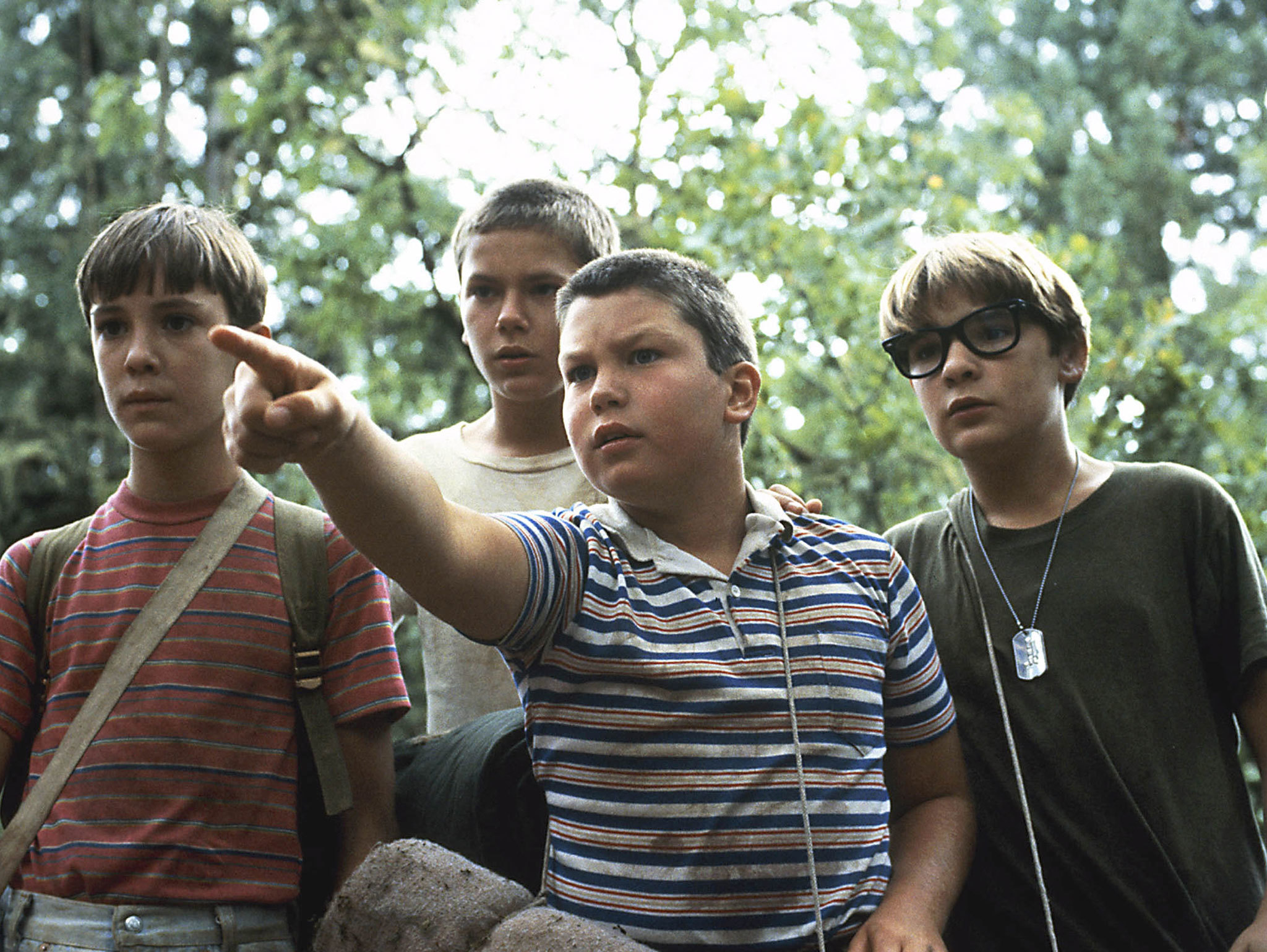 20 best friendship movies: Stand By Me