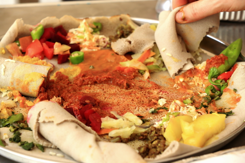 Best ethiopian restaurants in nyc for bayenetu kitfo and more for Abyssinia ethiopian cuisine