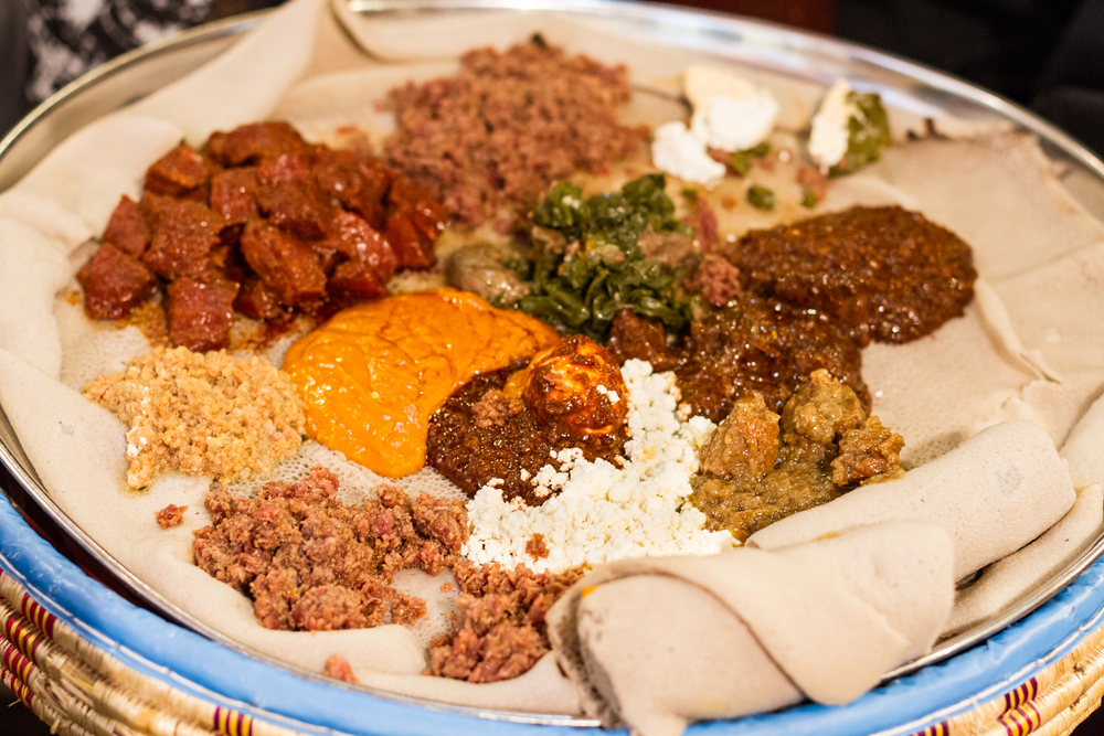 Best Ethiopian Restaurants In Nyc For Bayenetu Kitfo And More