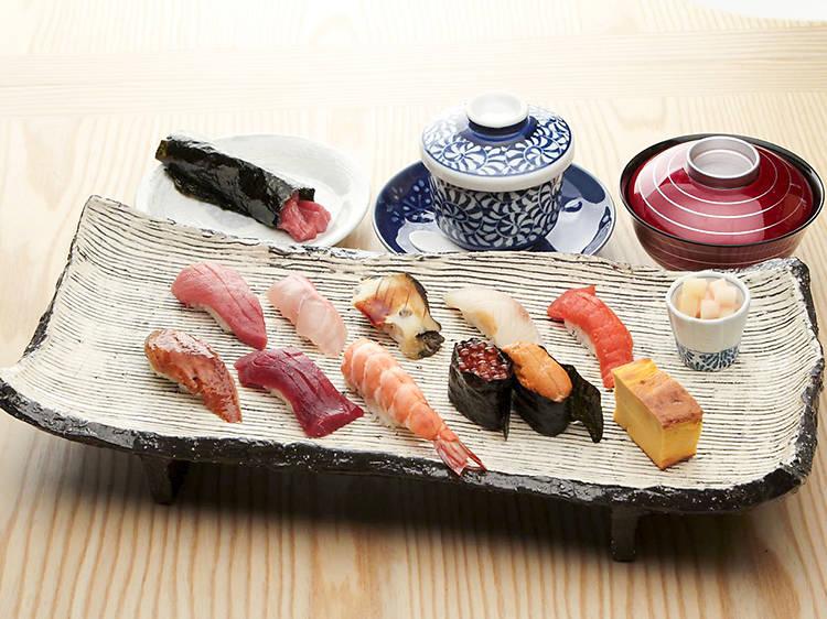 Sushi Tsujita, Los Angeles