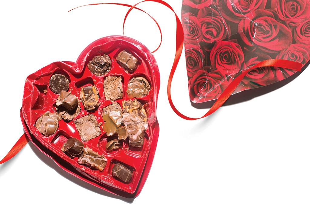 Find non-cheesy Valentine