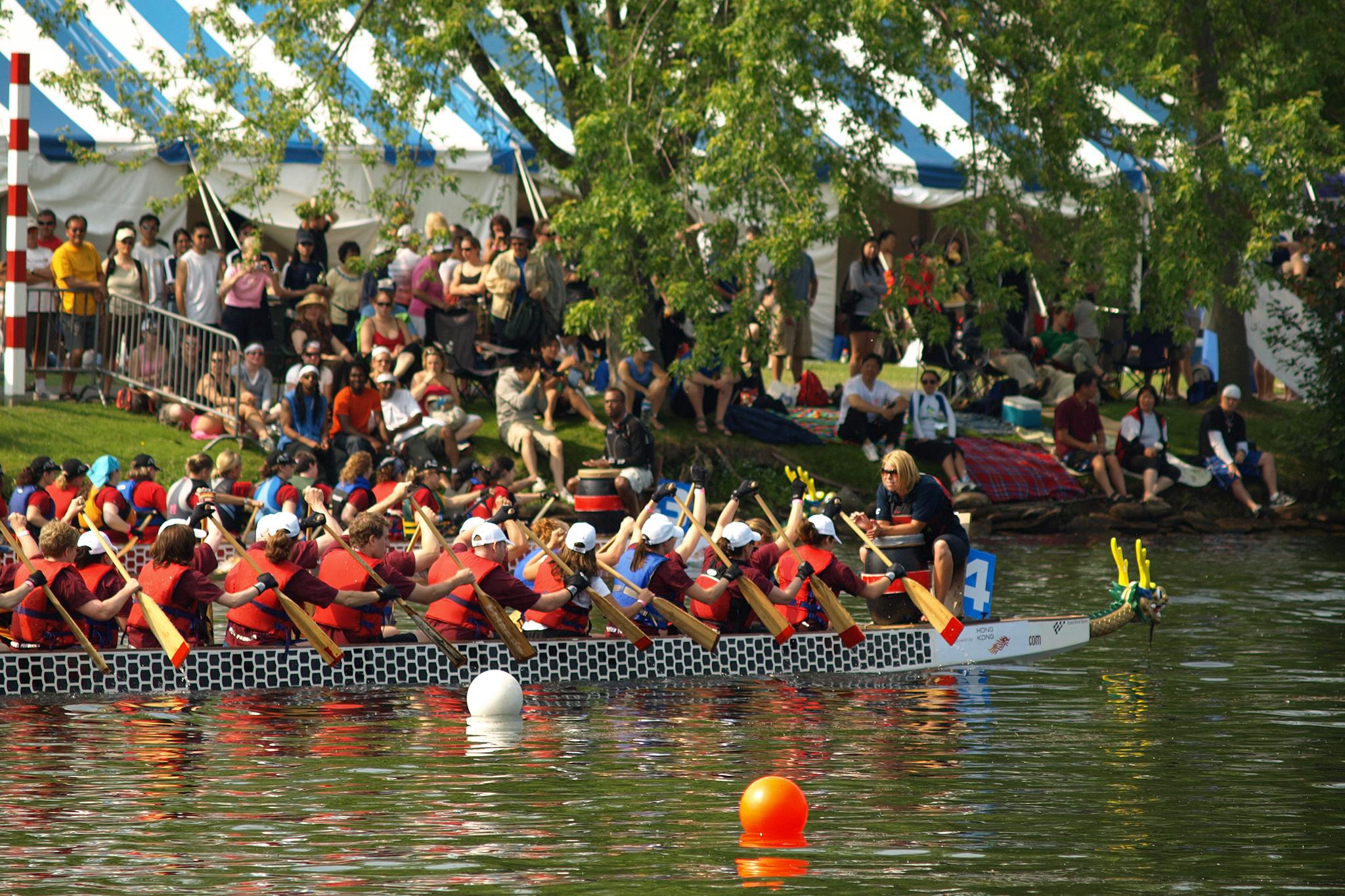 Toronto International Dragon Boat Race Festival