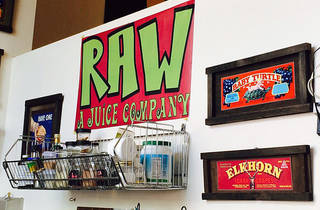 RAW: A Juice Bar