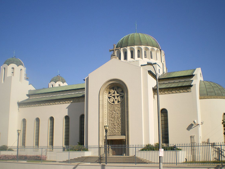 St. Sophia Greek Orthodox Church