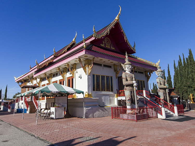 Wat Thai Of Los Angeles