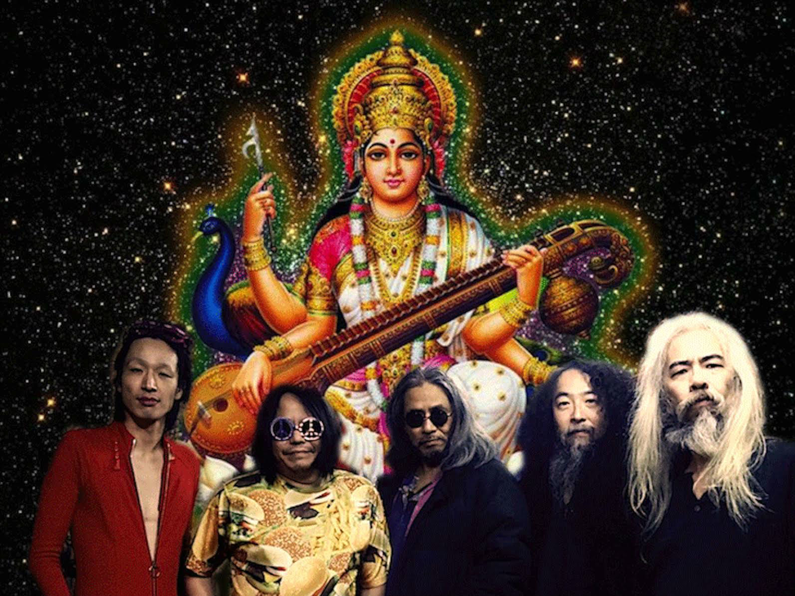 Acid Mothers Temple & the Melting Paraíso U.F.O.