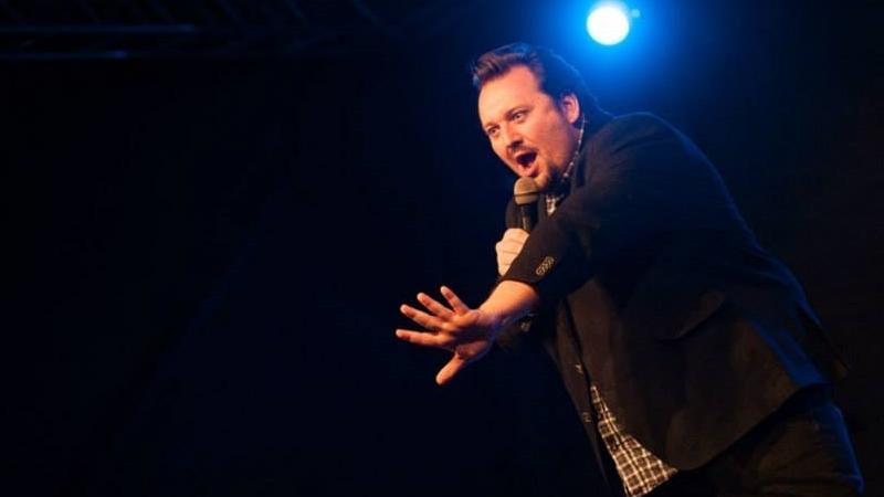 Crackhouse Comedy presents Daniel Spaulding